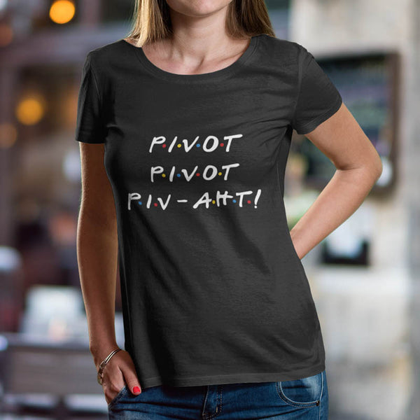 "T-shirt ""Pivot"" - Melty Stores"