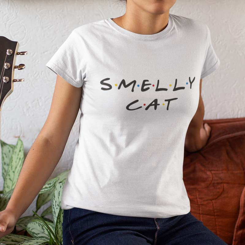 "T-shirt ""Smelly Cat"""