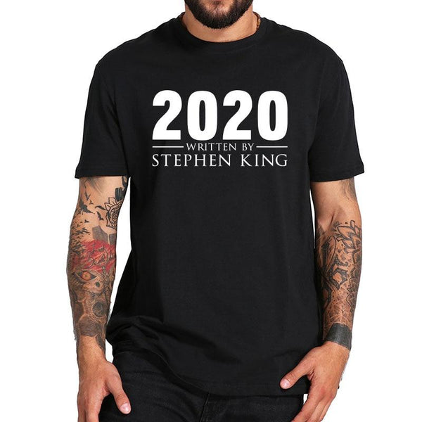 T-shirt 2020 by Stephen King - Melty Stores