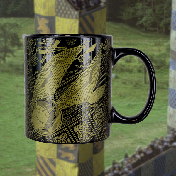 Mug Harry Potter Le vif d'or