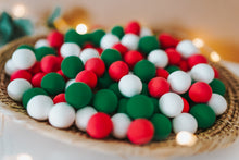 Load image into Gallery viewer, Christmas Resin Clay Balls