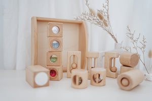 *PREORDER* My First Musical Blocks