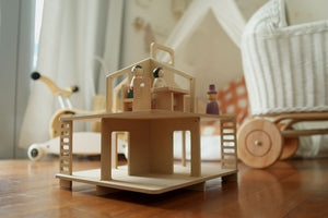 EnStories Playhouse - The Mini House