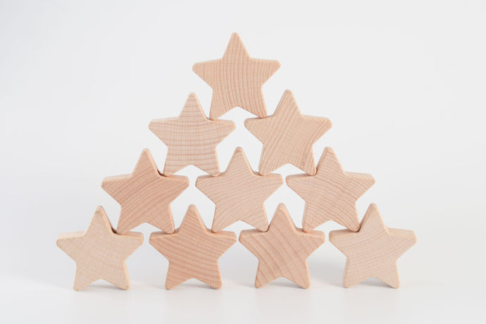 Starry Wands - Set of 10