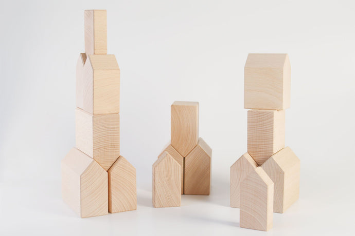 *INSTOCK* Wooden House Set