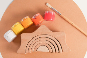Sun Burst Arch Painting Kit