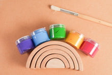 Load image into Gallery viewer, Mini Rainbow Painting Kit - Vibrant