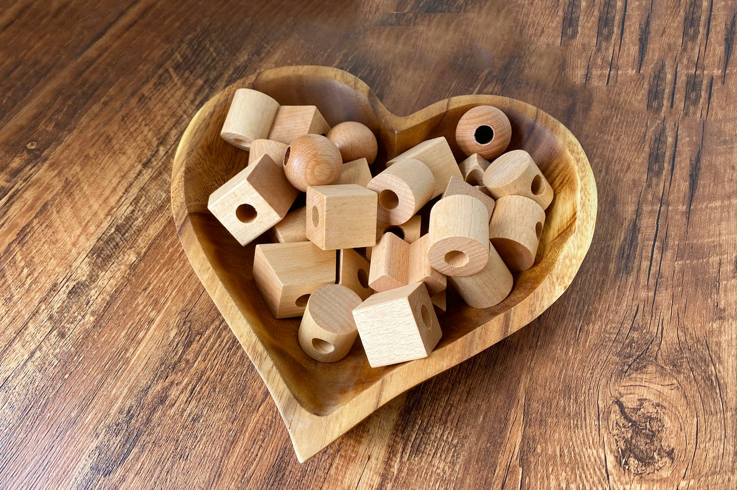Heart Sorting Tray