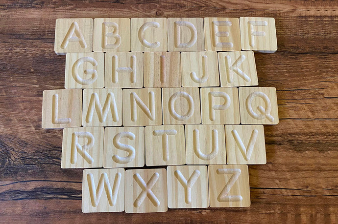 *NEW* Alphabet Tiles - Upper Case