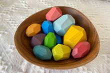 Load image into Gallery viewer, Stacking Stones Set - Rainbow
