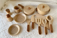 Load image into Gallery viewer, *NEW* Wooden Cookery Set 2020