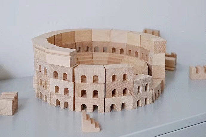 Colosseum Building Blocks