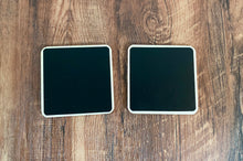 Load image into Gallery viewer, *NEW* Chalkboard Wooden Squares