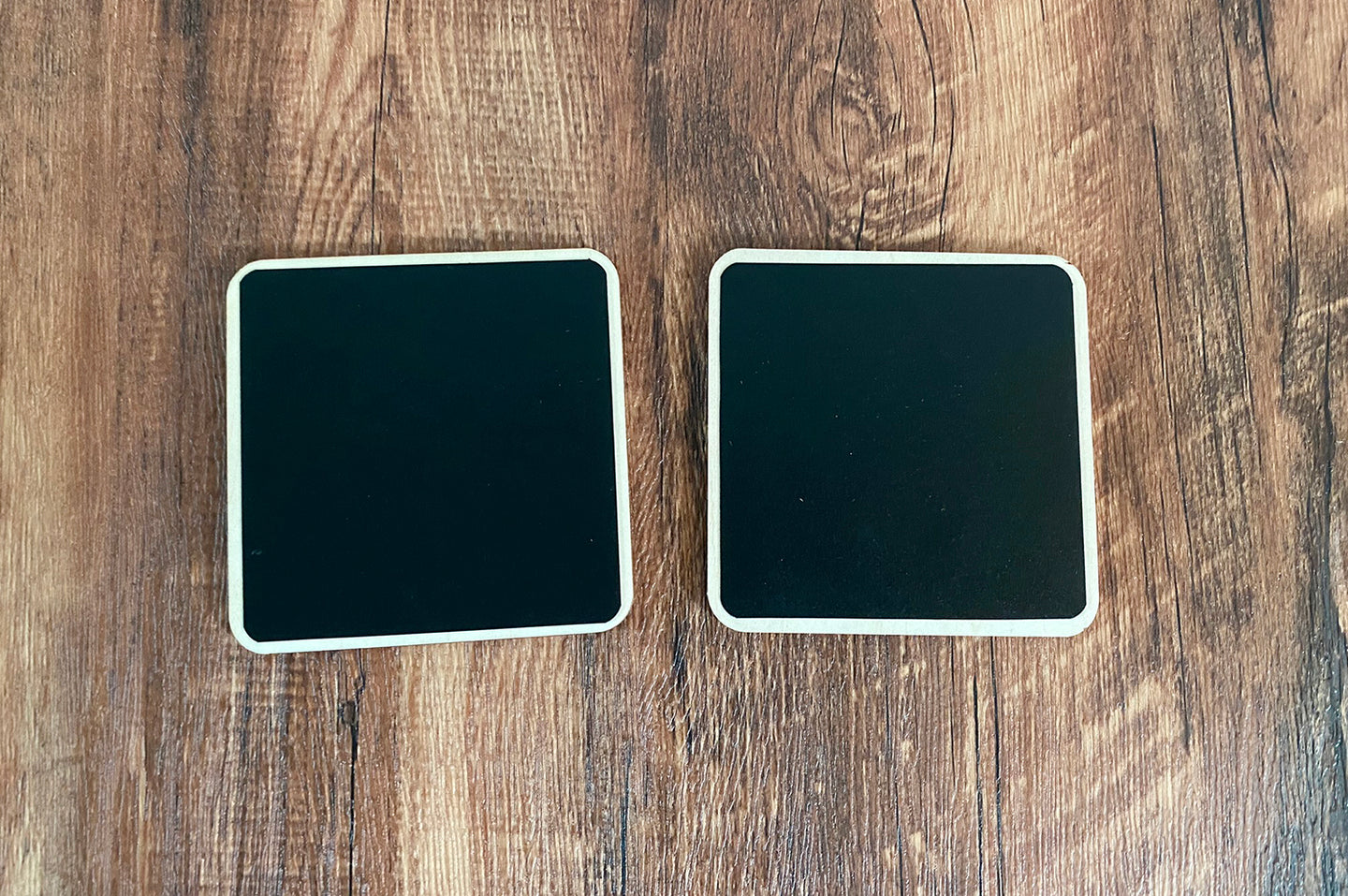 *NEW* Chalkboard Wooden Squares