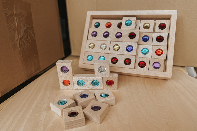 Mini Gem Blocks