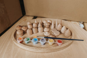 Loose Parts Painting Kit - Available in Party Packs
