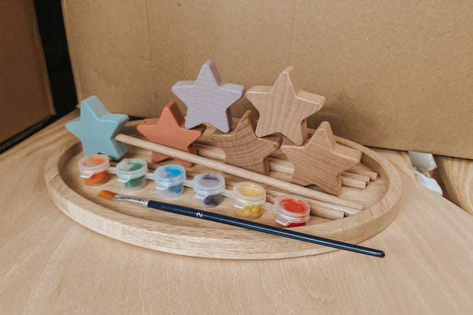 Starry Painting Kit Sets - Available in Sets of Party Packs