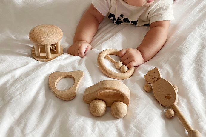 My First Grasp & Play - Baby Toys Set