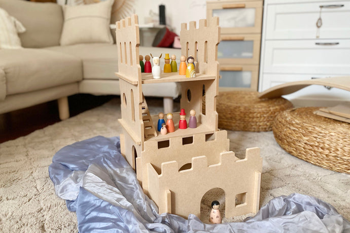 EnStories Playhouse - The Castle