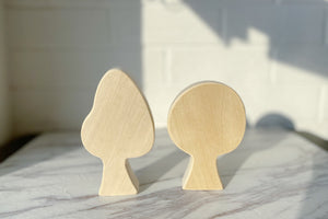 Apple & Pear Trees Set