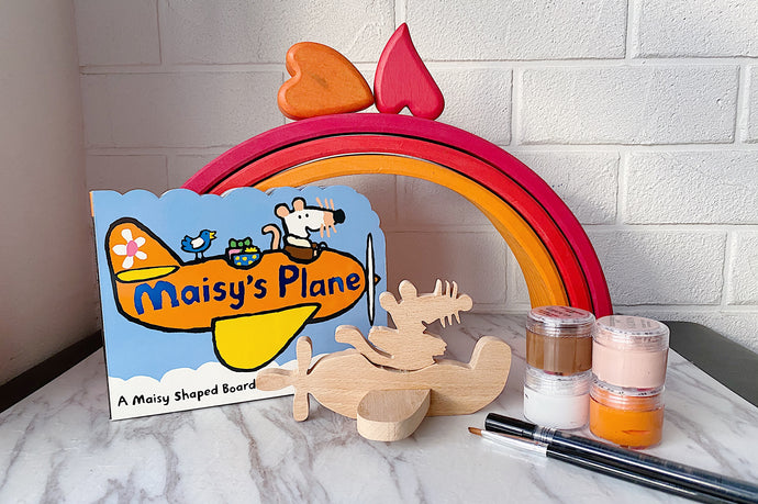 *NEW-IN* Maisy's Plane Book Kit