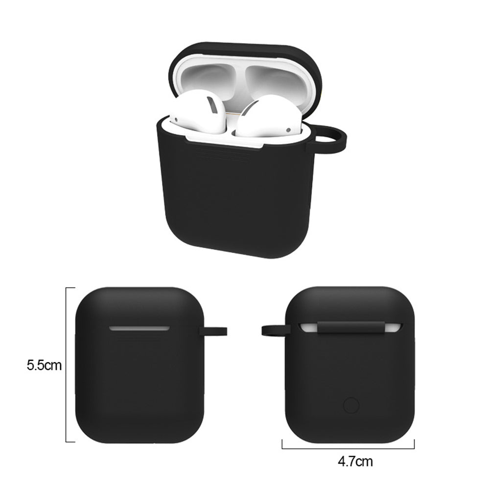 Protection en Silicone pour Airpods COLORS - bizness-pro