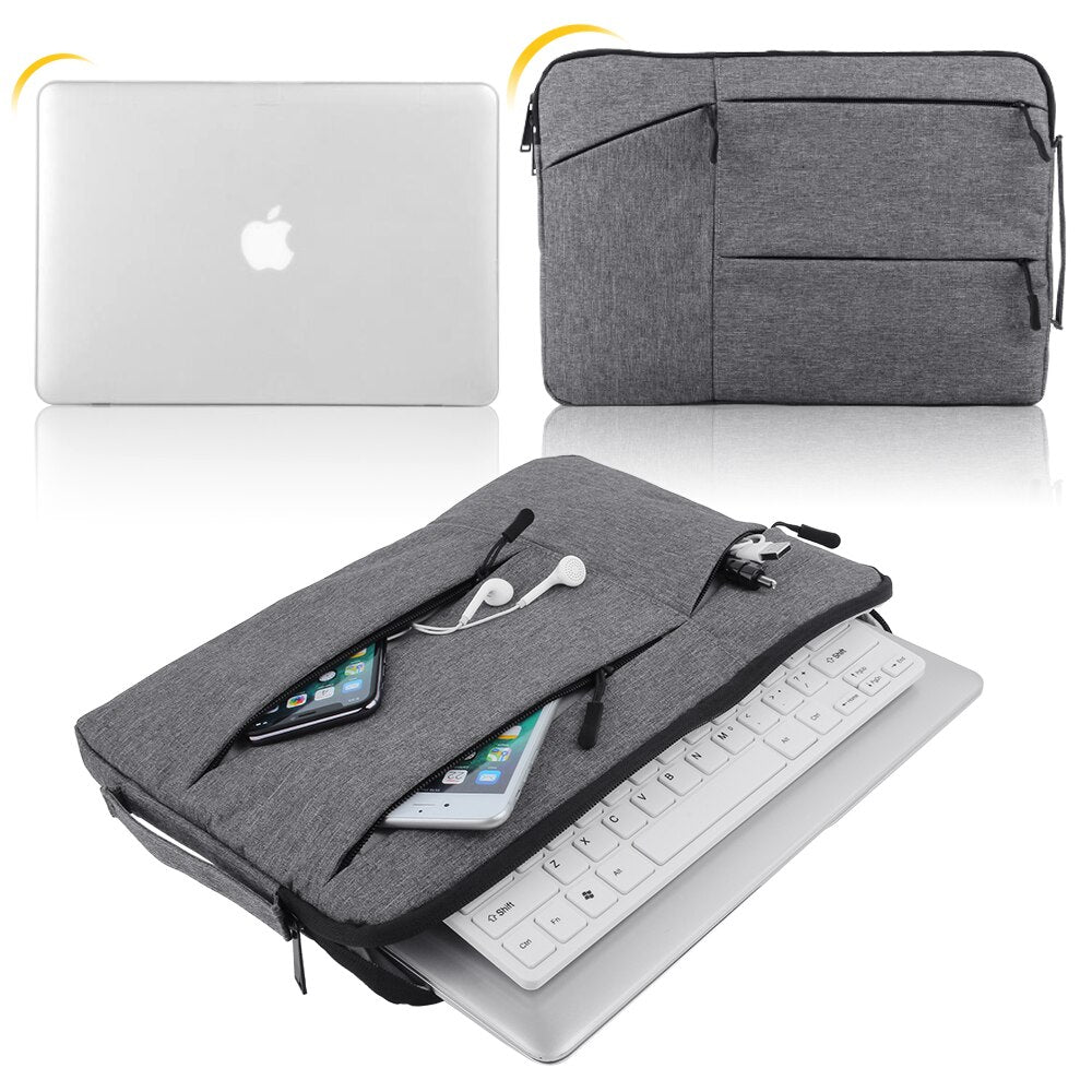 Sacoche Multi Sangles pour Macbook - bizness-pro