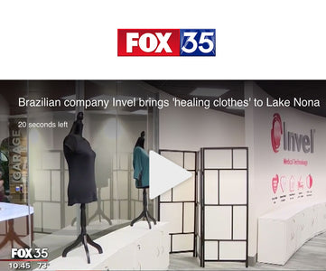 Brazilian company Invel brings 'healing clothes' to Lake Nona