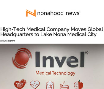 High-Tech Medical Company Moves Global Headquarters to Lake Nona Medical City