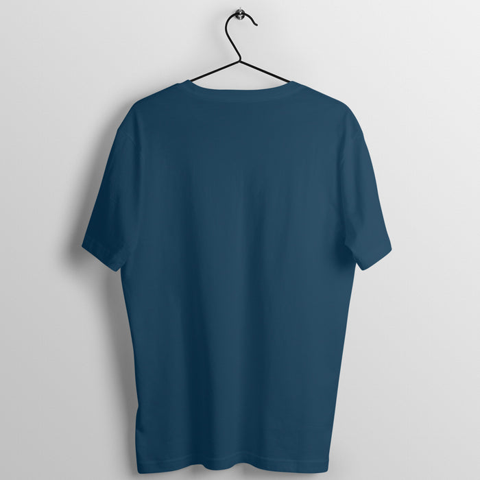LISTOONE Men's Half Sleeve Round Neck T-Shirt