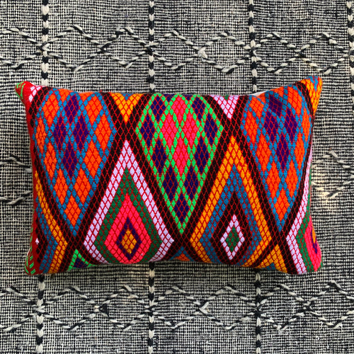 Pillow-Moroccan Vintage Rug