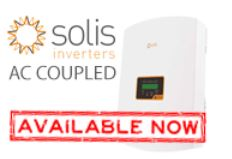 AVAILABLE NOW: Solis AC Coupled Charger/Inverter