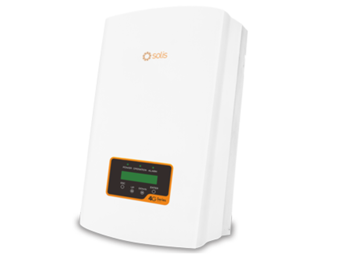 Solis 6kw single phase on grid Solar Inverter 4G Dual MPPT