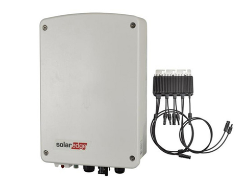 SolarEdge 1kW Single Phase Inverter with Compact Technology - Extended Version