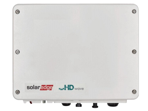 SolarEdge 10kw Single Phase HD Wave on grid solar Inverter NO DISPLAY