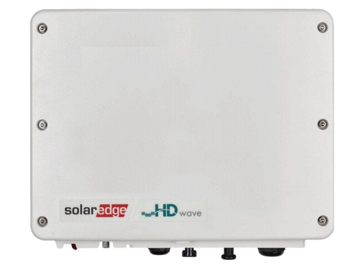 SolarEdge 3.5kw Single Phase HD Wave on grid solar Inverter NO DISPLAY