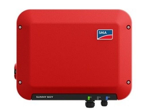 SMA Sunny Boy 2.5kW Solar Inverter - Single Phase - 1 MPPT