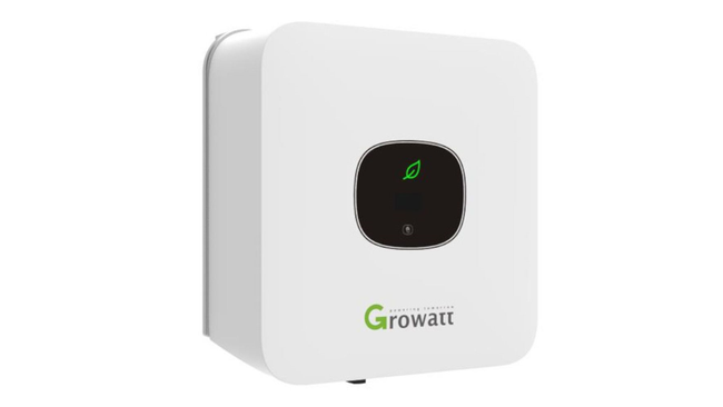 GROWATT 3000TL X Single MPPT Grid tie solar inverter - 10 yr warranty
