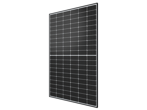 320W Longi Black Framed Split Cell Mono (white backsheet) Solar Panel