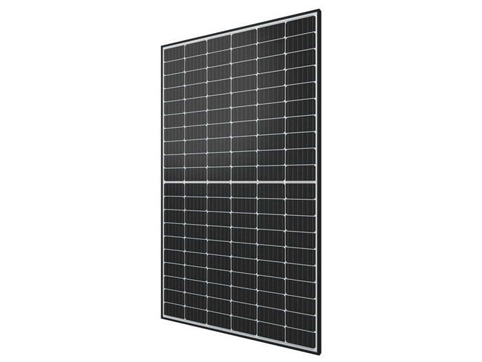 JA Solar 340W Mono MBB Percium Half-Cell Black Frame MC4 solar panel