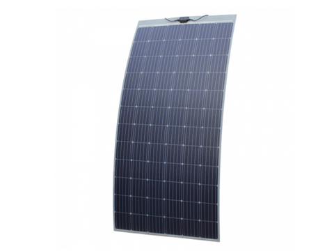 230W Semi-Flexible solar panel for boats, caravans, motorhomes, RV's etc (made in Austria)