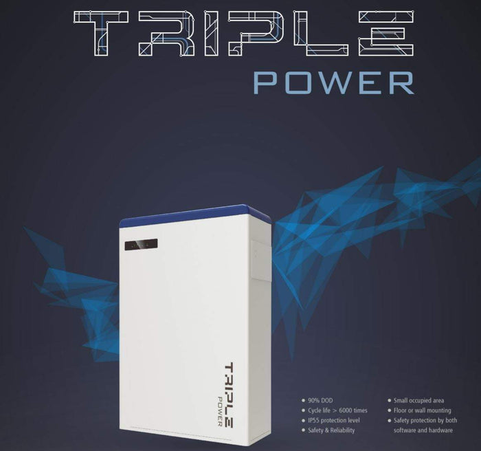 SolaX Triple Power HV 5.8kWh LFP Main Battery MASTER - I.T.S Technologies