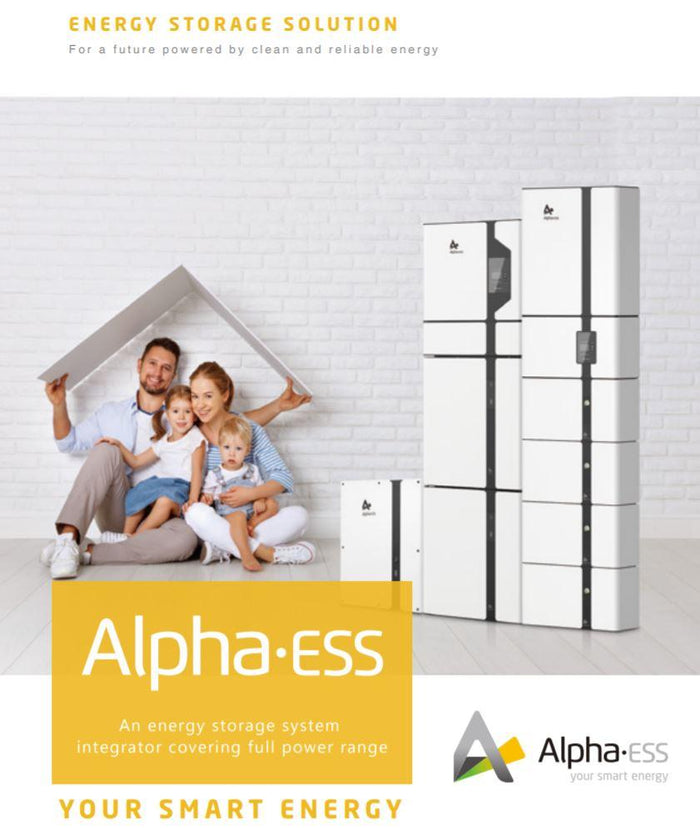Alpha ESS 3000W all in one  2.9kWh battery storage & AC charger