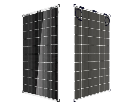 415W LG Mono Neon2 BiFacial L5 solar panel - up to 30% more energy