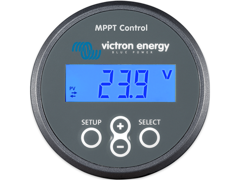 Victron MPPT Control Monitor