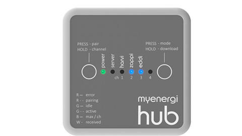 Myenergi - HUB : Myenergy Hub (for wireless monitoring & updates)