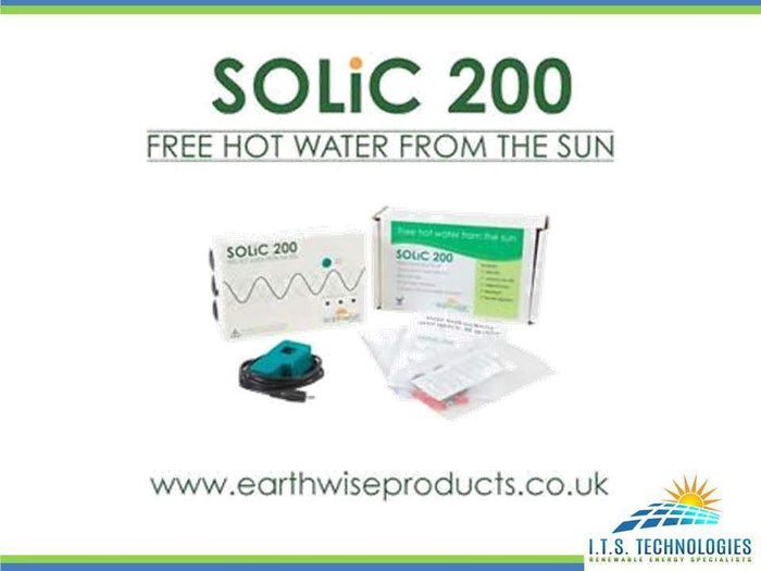 SOLiC200 Solar Immersion Heater Controller - I.T.S Technologies