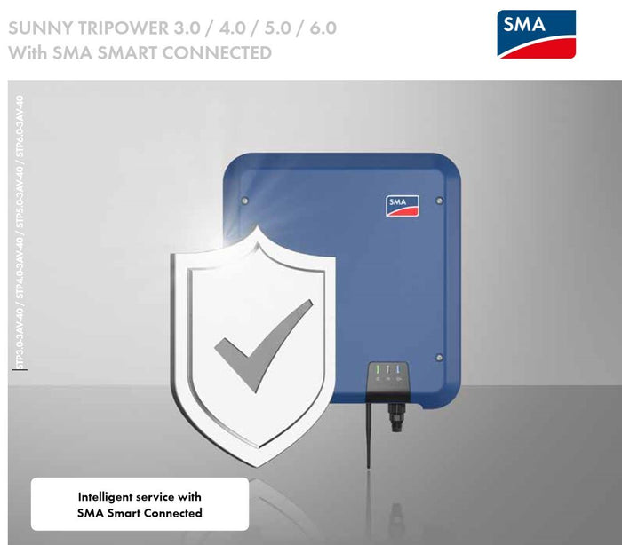 SMA Sunny Tripower 10kW AV40 Three Phase Inverter