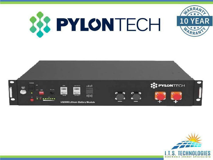 PylonTech US2000 2.4kWh Solar Battery Storage - I.T.S Technologies