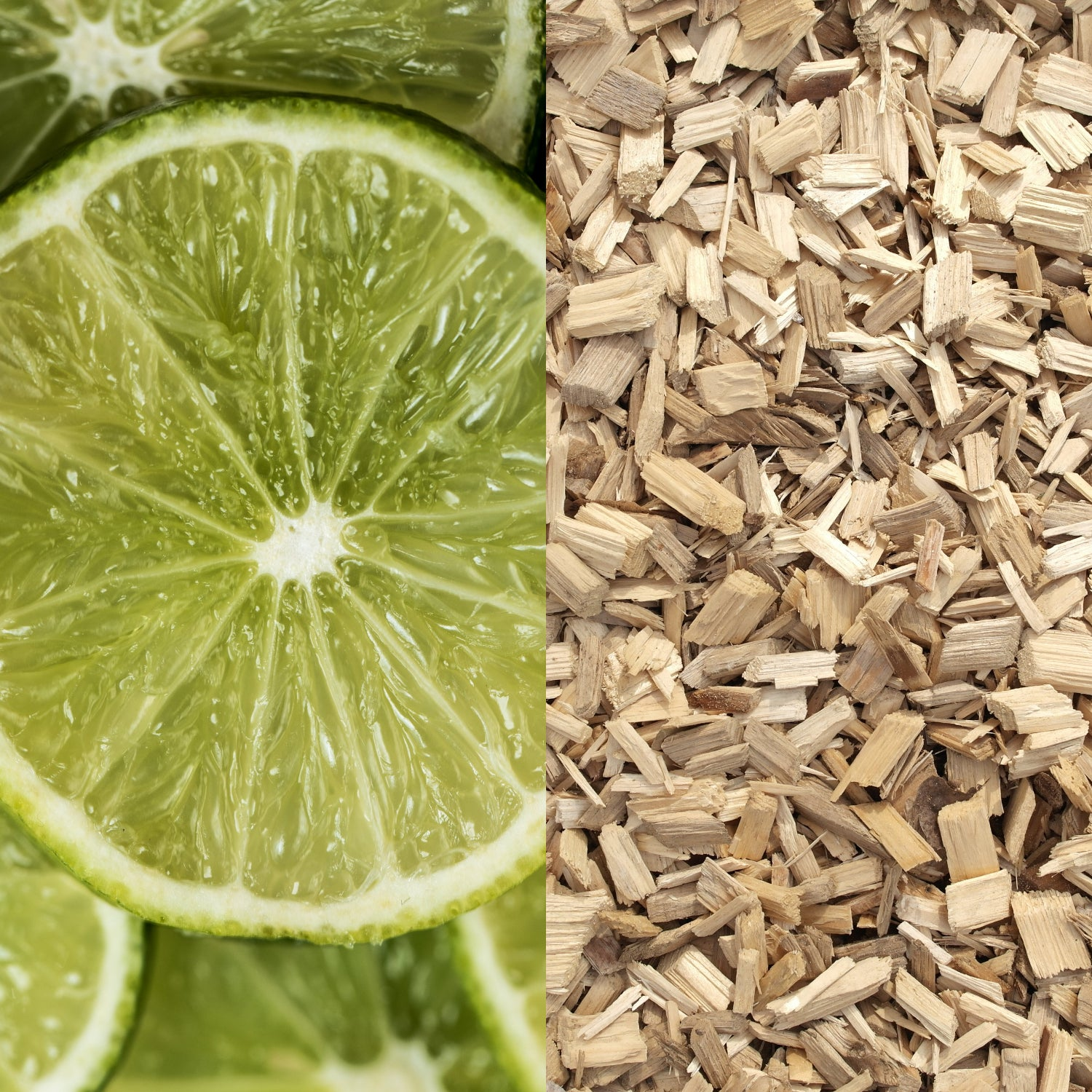Kaffir Lime & Sandalwood Fragrance